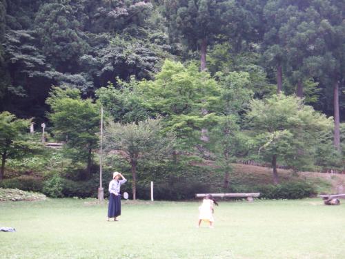 県民の森〜川遊び(*^^*)_f0170422_09184911.jpg