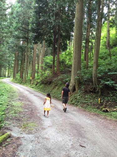 県民の森〜川遊び(*^^*)_f0170422_09185074.jpg
