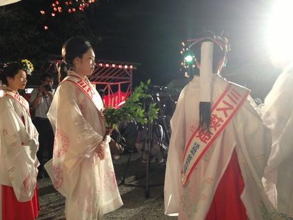 『 第50回 萩姫まつり献湯祭 』_f0259324_2218927.jpg