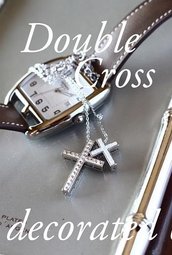 新しい土台で☆Double Cross_b0310144_10555325.jpg