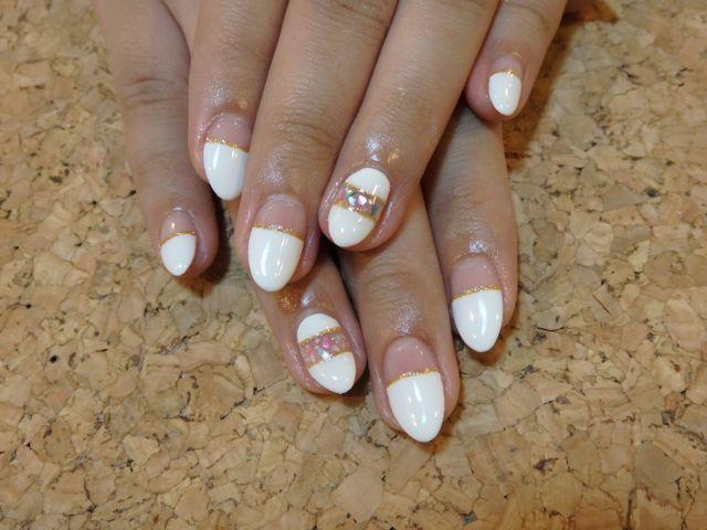 White Shell Nail_a0239065_10082146.jpg
