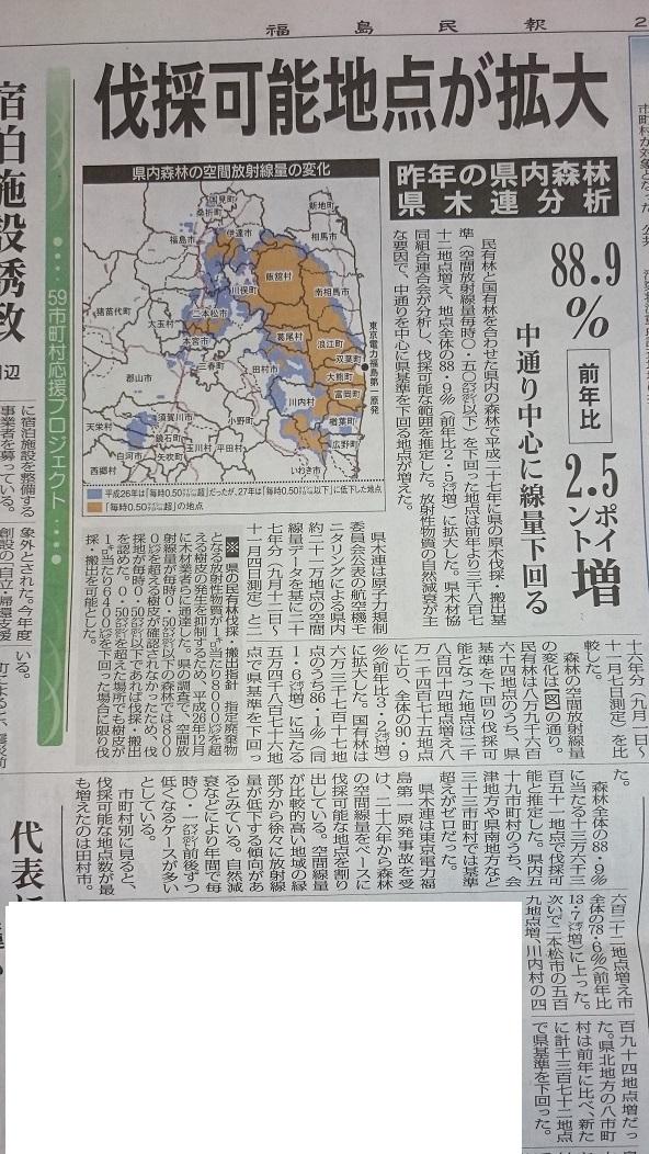2016. 8. 8 福島県産材の安全性を「HOUSE VISION」でアピール_a0255967_15592618.jpg