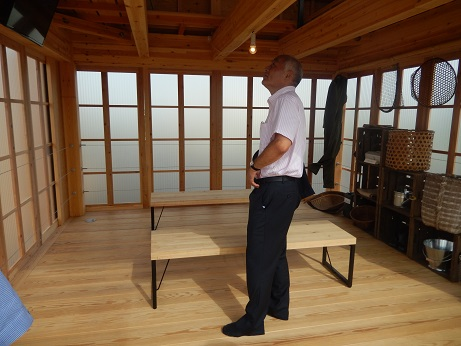 2016. 8. 8 福島県産材の安全性を「HOUSE VISION」でアピール_a0255967_1622226.jpg