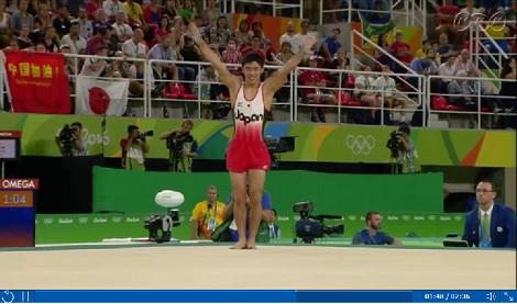 天皇陛下のお気持ちビデオ、体操男子は12年ぶり、柔道は2大会ぶり_d0183174_121593.jpg