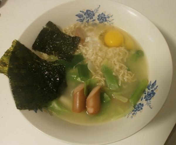 Mr. Noodles を食す_d0000995_23303486.jpg