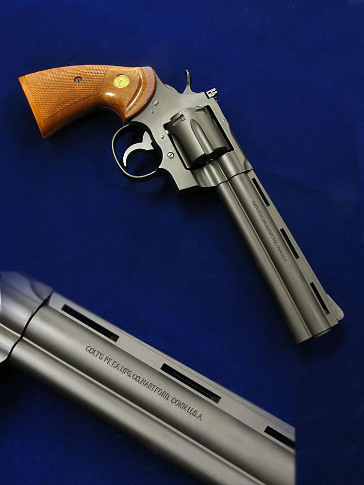 タナカ Colt パイソン6インチ Rモデル_f0131995_14145866.jpg