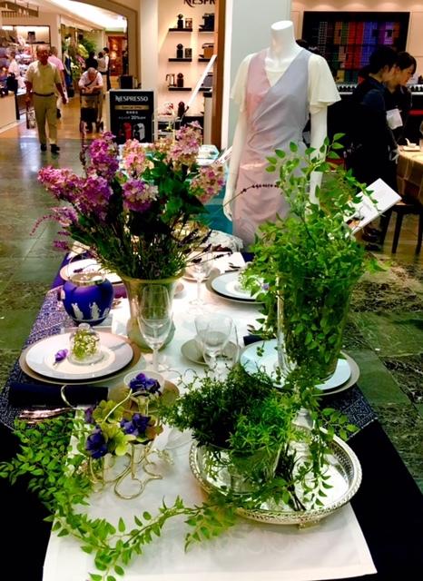 NEWS♪「アルテミスの食卓」と「ハーブの庭」_a0138976_17103551.jpg