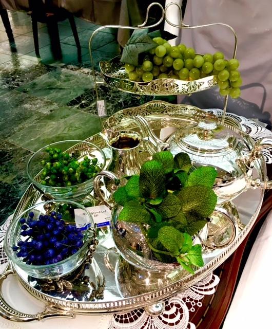 NEWS♪「アルテミスの食卓」と「ハーブの庭」_a0138976_17110235.jpg