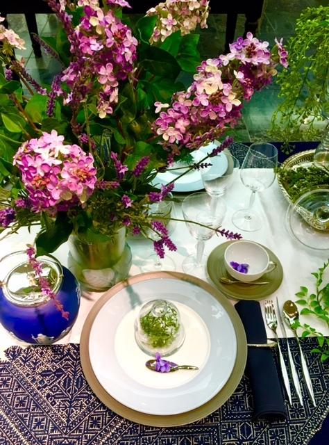 NEWS♪「アルテミスの食卓」と「ハーブの庭」_a0138976_17110641.jpg