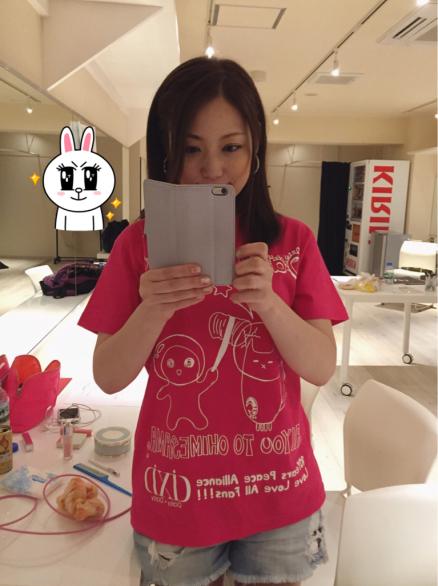 MiKAちゃん イベントでした ♡_f0143188_21502224.jpg