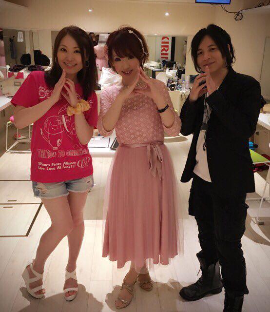 MiKAちゃん イベントでした ♡_f0143188_21502298.jpg