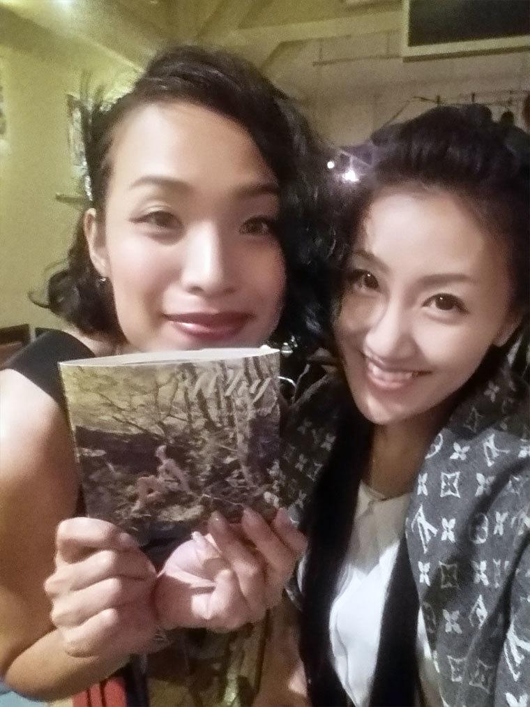 ShinyongちゃんのワンマンLIVEへ☆_d0224894_01224482.jpg