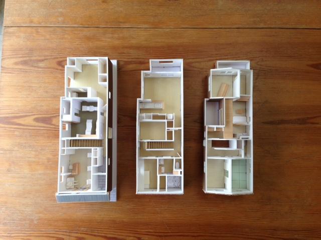 比叡山坂本の家 模型打合せ_d0116299_18114270.jpg
