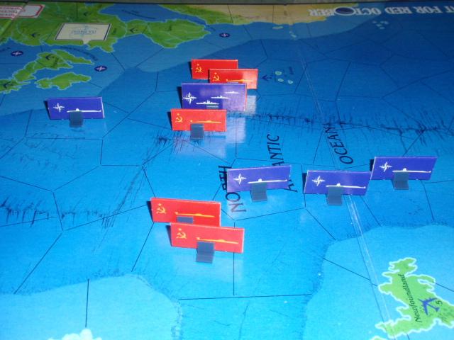 TSR「The Hunt for Red October」より「大西洋船団」をソロプレイ③_b0162202_11323374.jpg