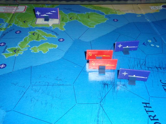 TSR「The Hunt for Red October」より「大西洋船団」をソロプレイ③_b0162202_11325064.jpg