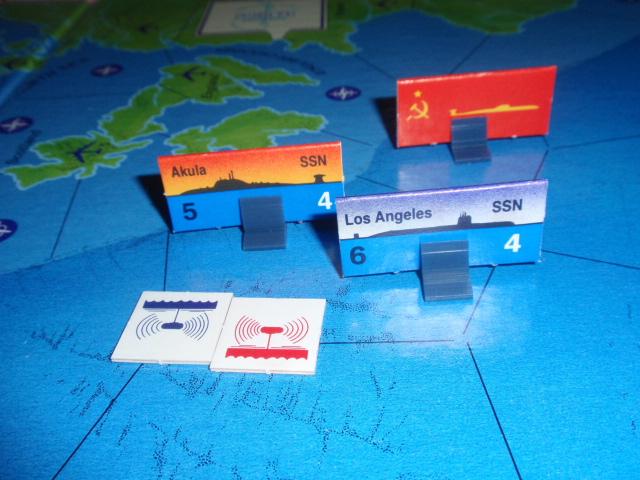 TSR「The Hunt for Red October」より「大西洋船団」をソロプレイ③_b0162202_1132541.jpg