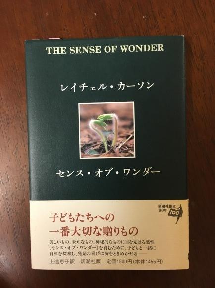 「センス・オブ・ワンダー」を読む_c0052304_19404376.jpg