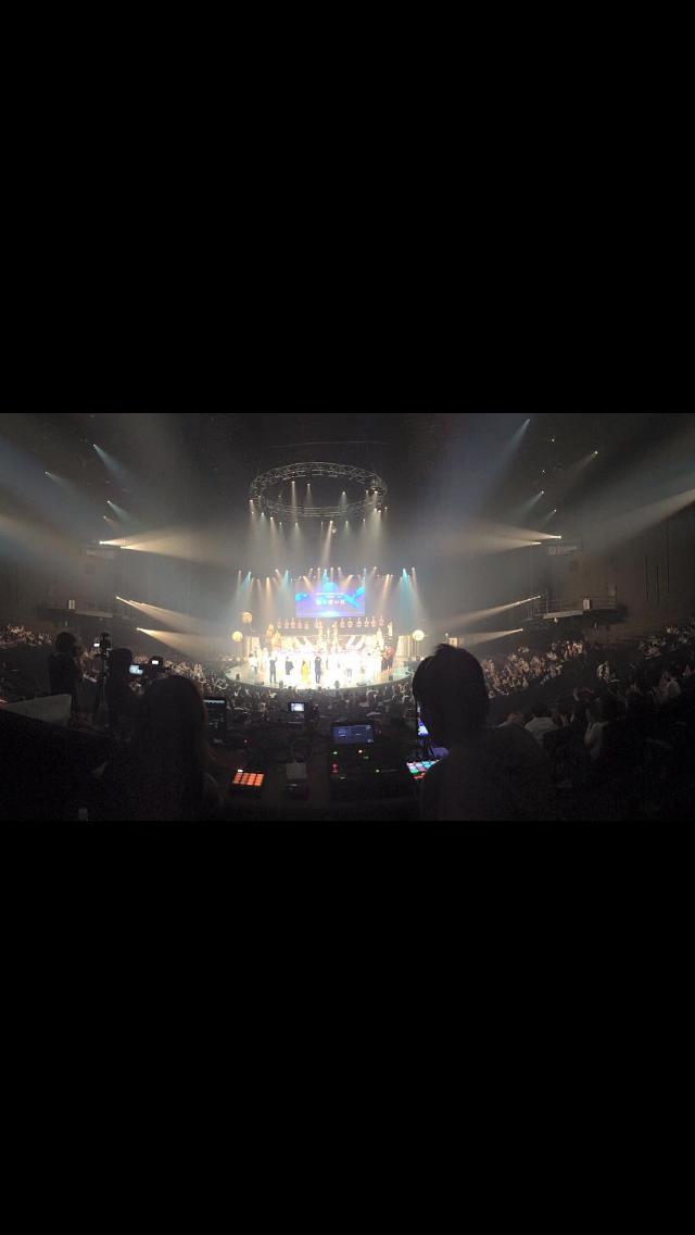 舞浜アンフィシアターGift公演、大成功!_f0076322_11045659.jpg