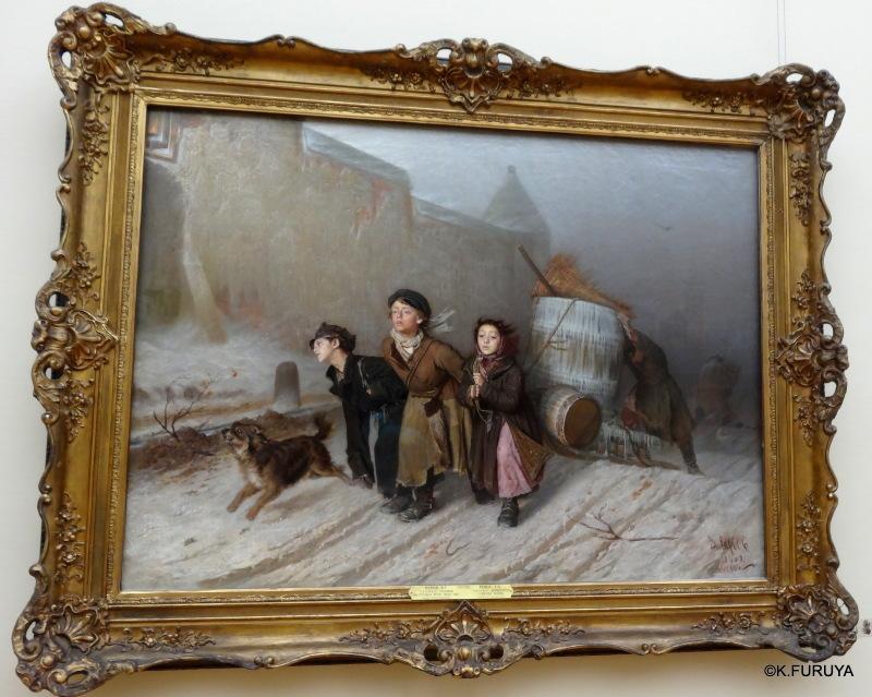 ロシアの旅 22 トレチャコフ美術館 1_a0092659_17361158.jpg