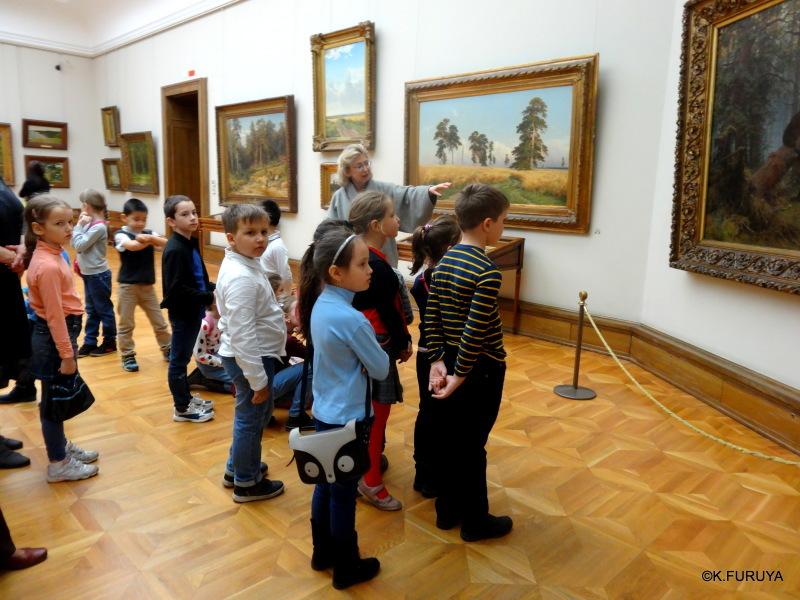 ロシアの旅 22 トレチャコフ美術館 1_a0092659_17370084.jpg