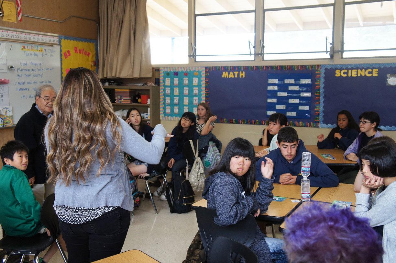 2016 29th 8/9(火)コールトン中学校訪問と歴史的名所_f0205780_07255746.jpg