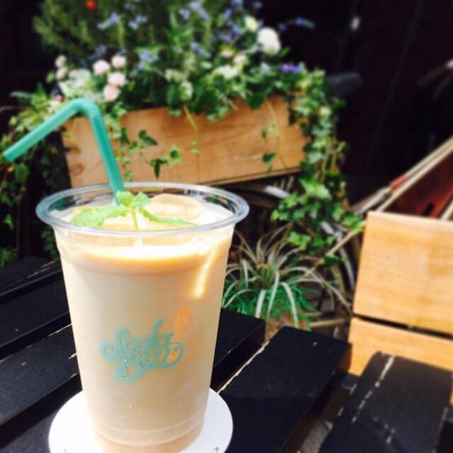 15日まで横浜の「COMMUNITY MILL」さんでガネーシュ監修ドリンクが飲めます♪_e0145685_10392745.jpg