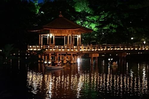 ** 奈良燈花会 **_c0207890_13314878.jpg