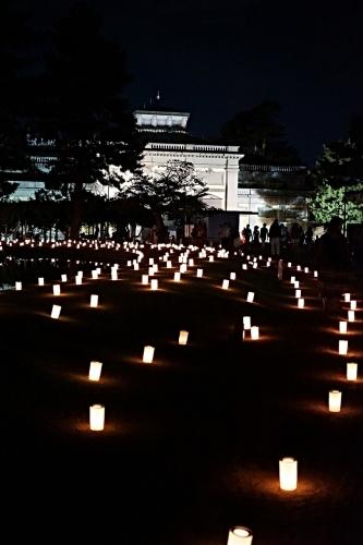 ** 奈良燈花会 **_c0207890_13342401.jpg