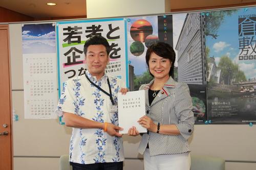 副大臣退任式での挨拶_b0010896_1830226.jpg