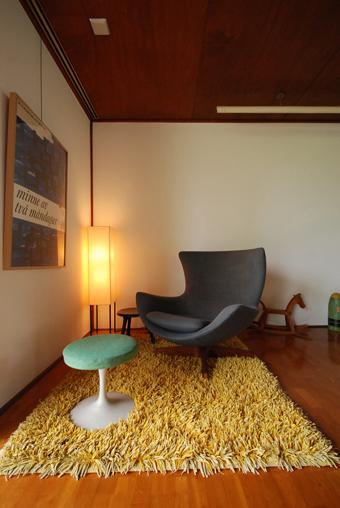 吉村順三設計の湘南茅ヶ崎の家に行きました。_c0195909_1205193.jpg