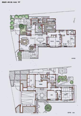 吉村順三設計の湘南茅ヶ崎の家に行きました。_c0195909_1213028.jpg
