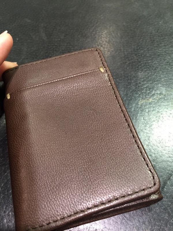 買ったばかりの革小物のケアって…?_b0226322_16104337.jpg