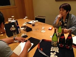 おんな杜氏が開発した 美容の日本酒と美人石鹸_a0254125_17544299.jpg