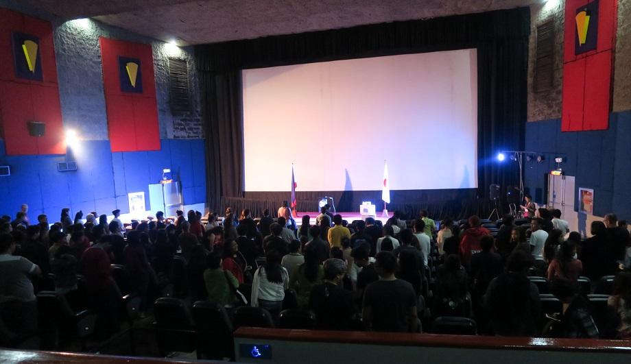 NOW SHOWING ! - EIGASAI Japanese Film Festival _a0109542_3411219.jpg