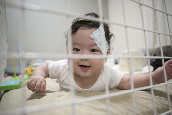 ベッドの赤ちゃん用柵_c0092152_03182072.jpg