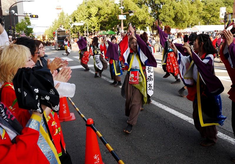 第13回紀州よさこい祭り おどるんや_b0093754_2312957.jpg