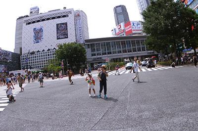8月12日(金)今日の渋谷109前交差点_b0056983_14111713.jpg