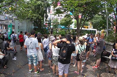 8月12日(金)今日の渋谷109前交差点_b0056983_14111747.jpg