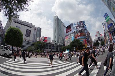 8月12日(金)今日の渋谷109前交差点_b0056983_14111774.jpg