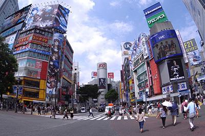 8月12日(金)今日の渋谷109前交差点_b0056983_14111783.jpg