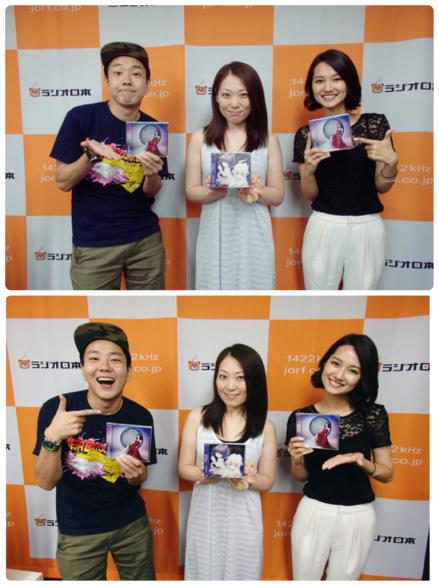 ラジオ日本 60TRY部_f0143188_16500965.jpg