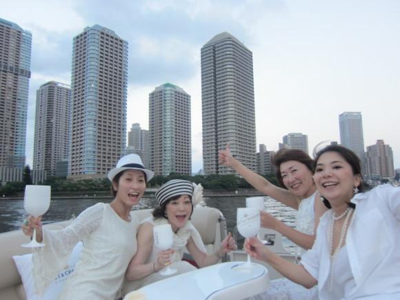 東京湾クルーズ with モエ・エ・シャンドン♪ _d0339889_21191417.jpg