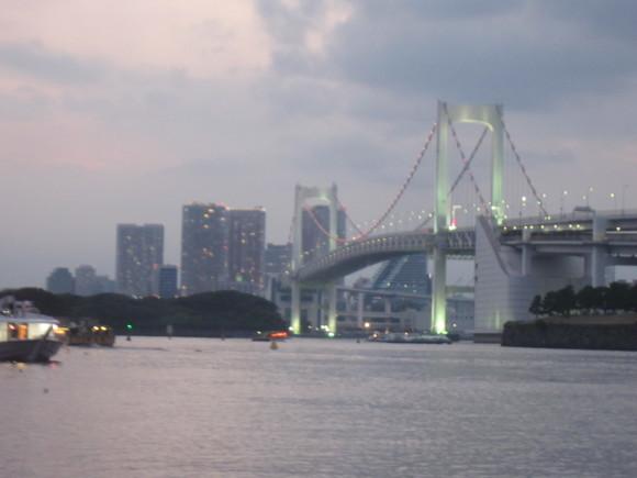 東京湾クルーズ with モエ・エ・シャンドン♪ _d0339889_21192087.jpg