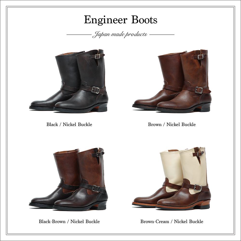 【Attractions】Engineer Boots 予約受付中_c0289919_135630100.jpg
