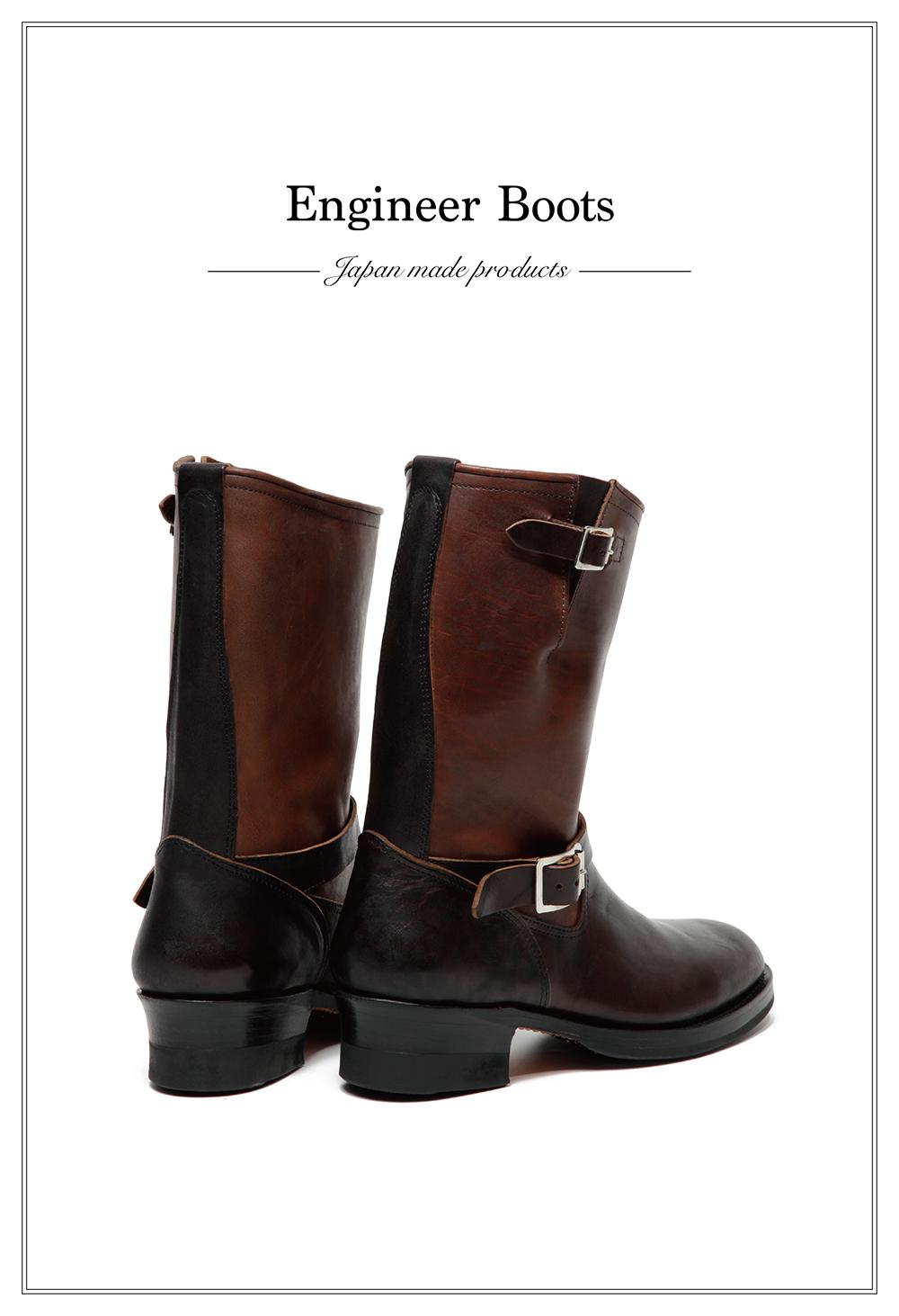 【Attractions】Engineer Boots 予約受付中_c0289919_13584052.jpg