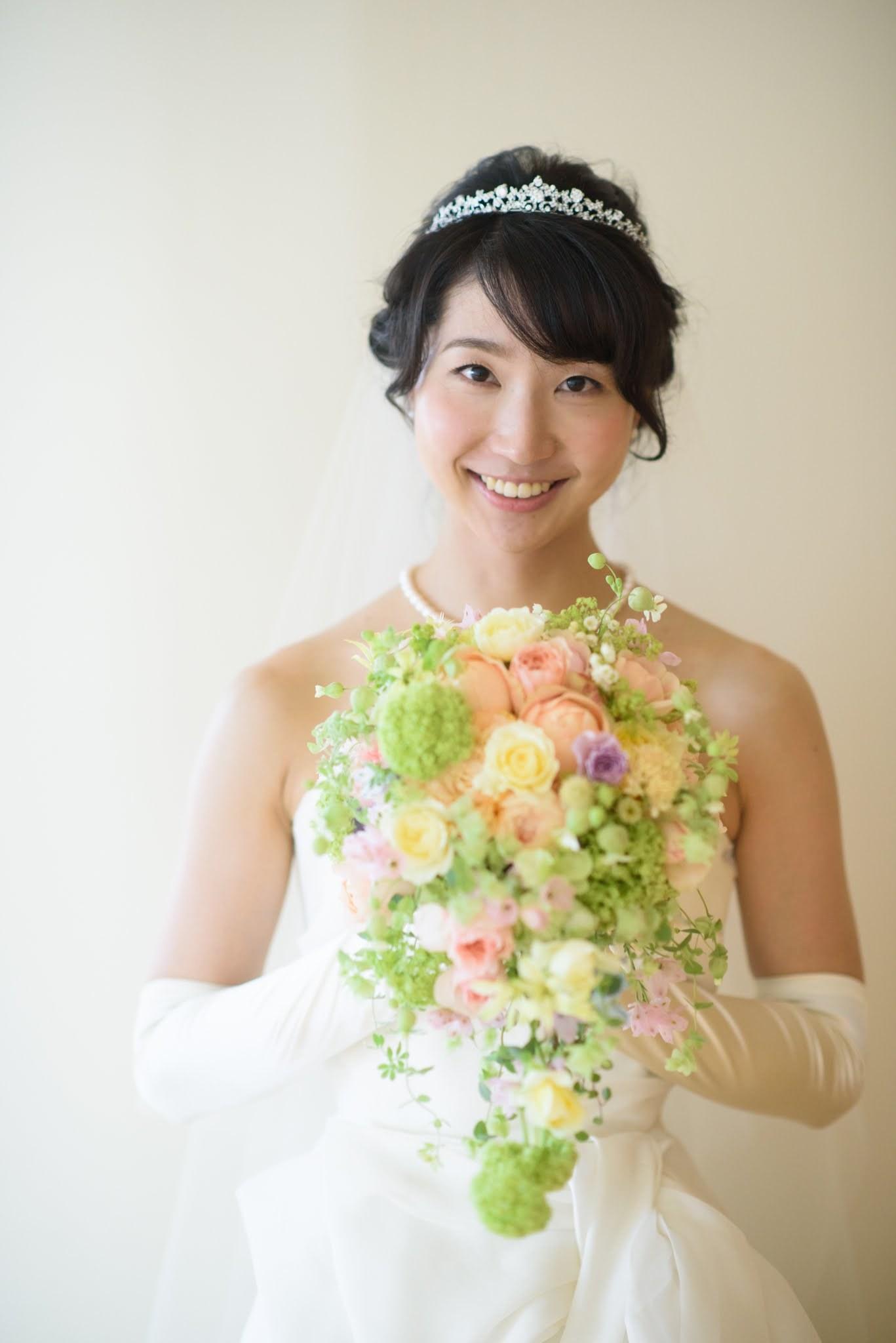 新郎新婦様からのメール ヨコハマグランドインターコンチネンタル様へ KIZUNA、そして26種の花_a0042928_16151908.jpg
