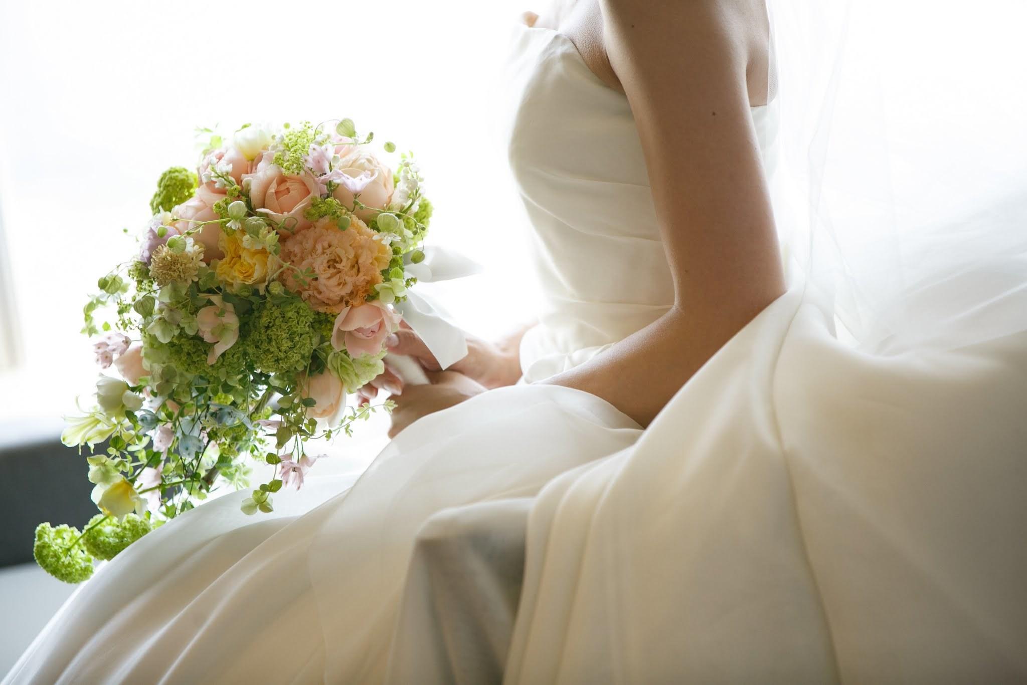 新郎新婦様からのメール ヨコハマグランドインターコンチネンタル様へ KIZUNA、そして26種の花_a0042928_16382404.jpg