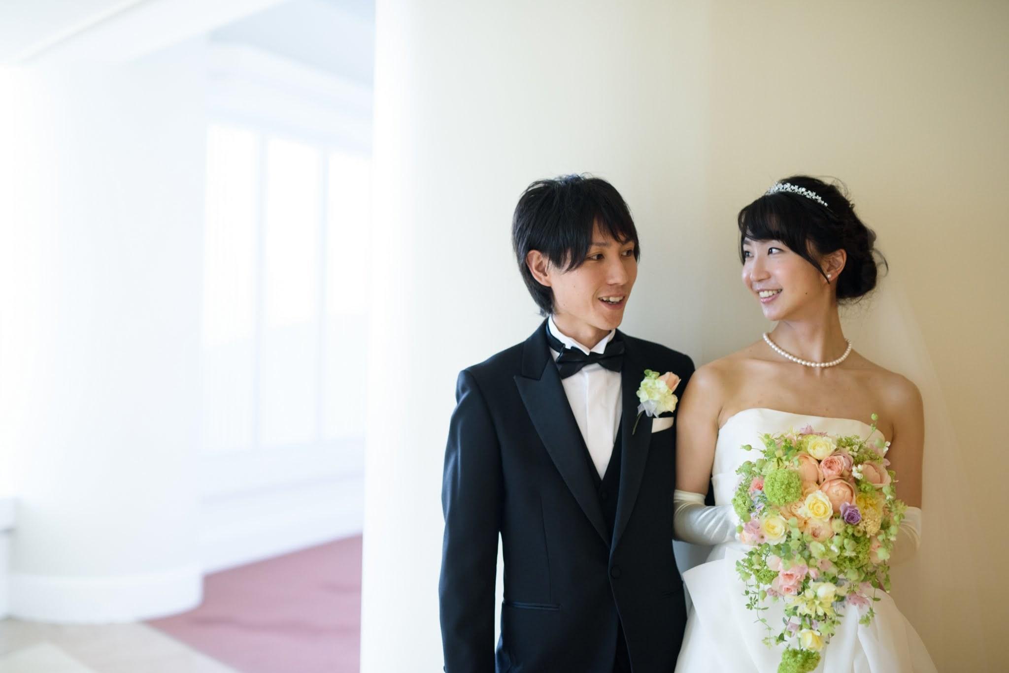 新郎新婦様からのメール ヨコハマグランドインターコンチネンタル様へ KIZUNA、そして26種の花_a0042928_16383524.jpg