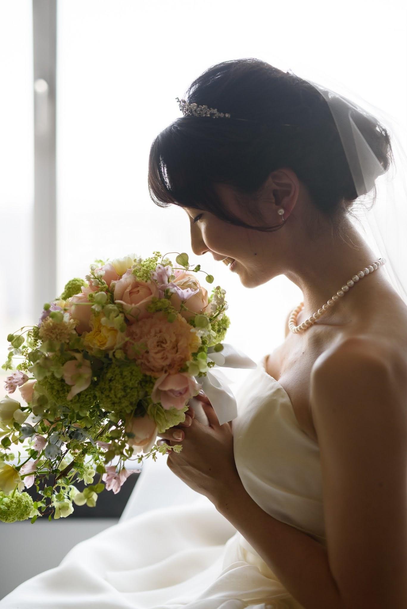 新郎新婦様からのメール ヨコハマグランドインターコンチネンタル様へ KIZUNA、そして26種の花_a0042928_16460468.jpg