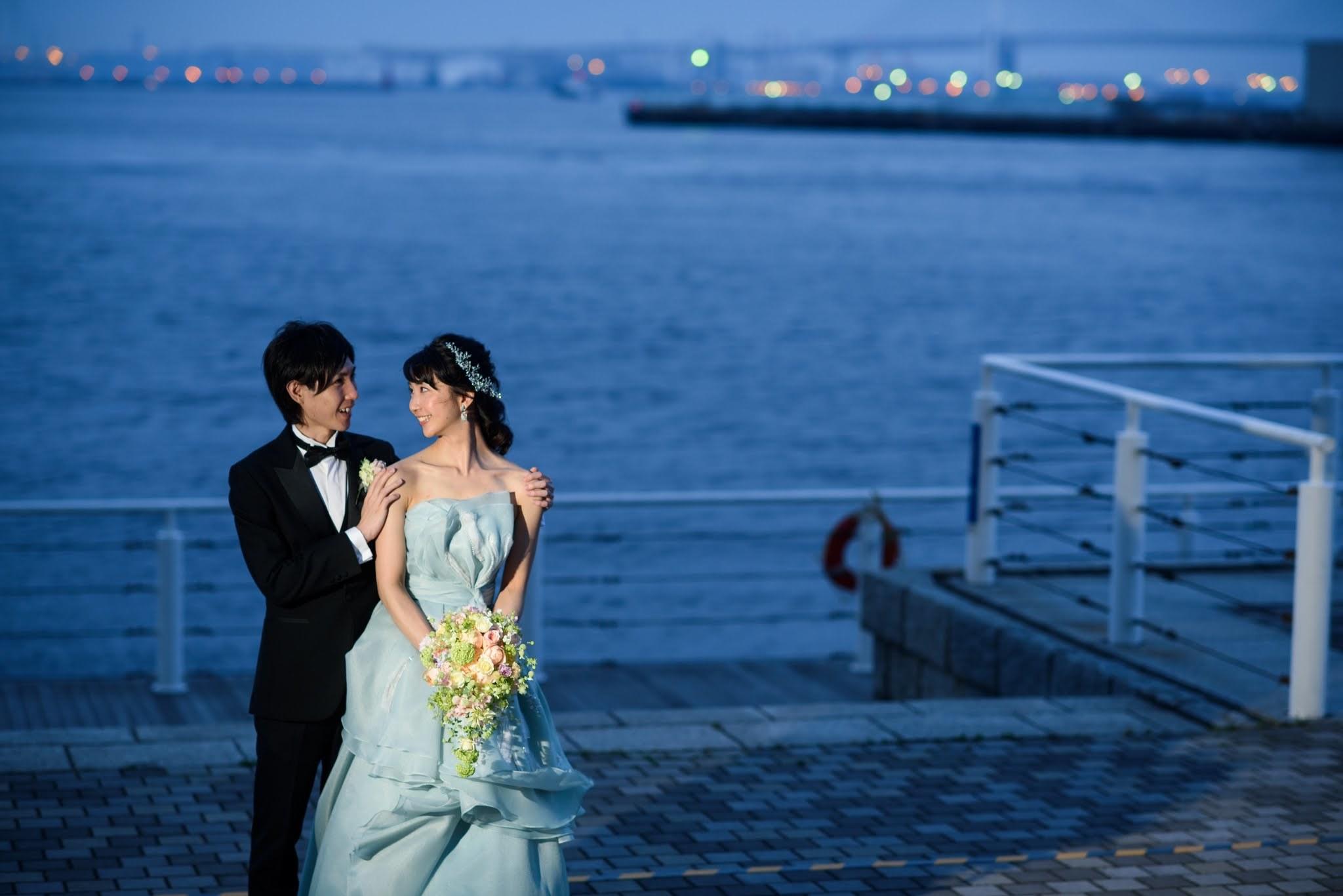 新郎新婦様からのメール ヨコハマグランドインターコンチネンタル様へ KIZUNA、そして26種の花_a0042928_16462424.jpg